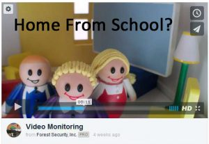 Realtime Video Alert