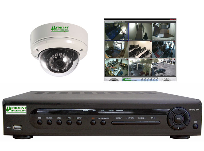 Small Business Security Systems Forest Security